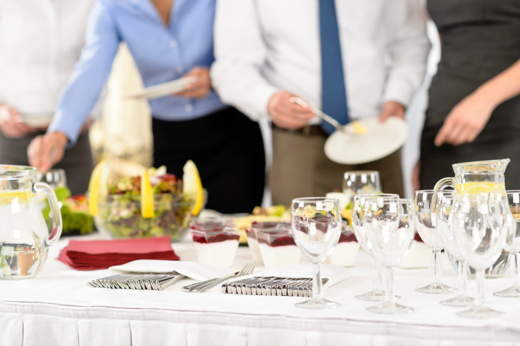 Corporate & Business Catering