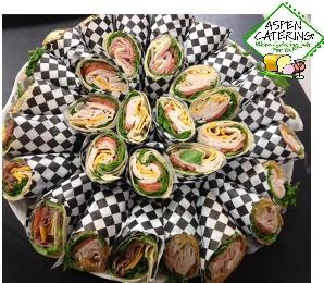 sandwich tray catering