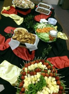 dallas appetizer catering