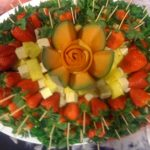 fruit cheese kabobs aspen catering