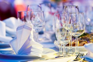Catered Appetizer and Dinner Reception Packages