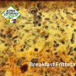 veggie catering breakfast frittata web