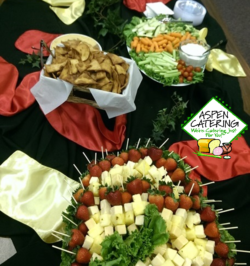 appetizer catering dallas