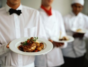 special event catering wait staff