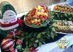 dfw holiday catering