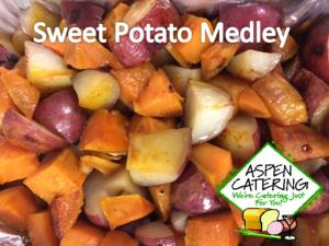 Aspen's Sweet Potato Medley