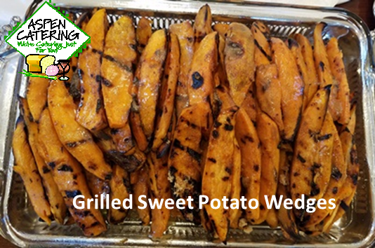 how to grill sweet potatoes