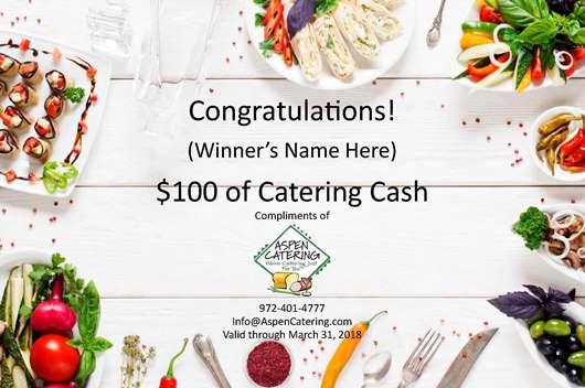 free catering dallas