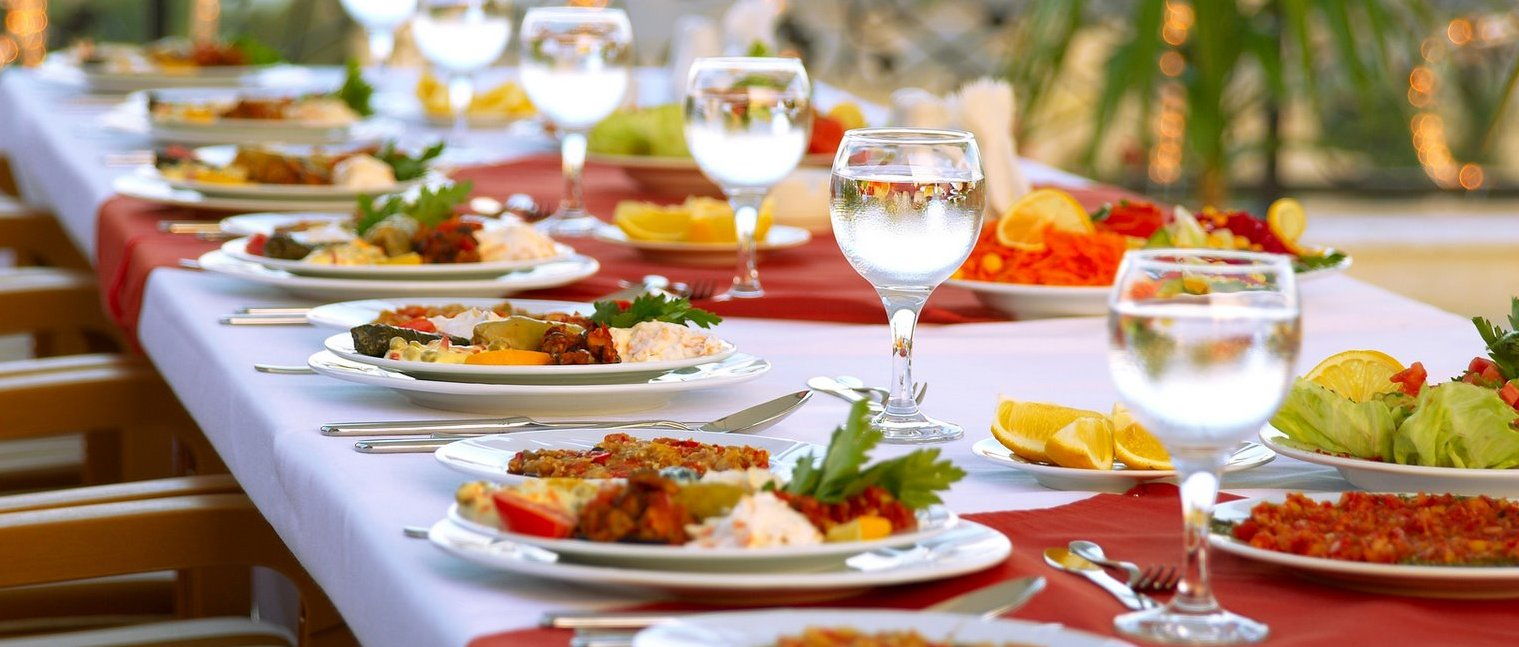Wedding Catering Services - Aspen Catering