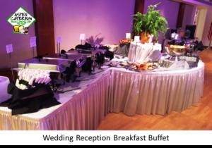 Breakfast Wedding Catering