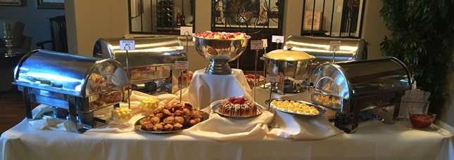 Tell Us About Your Wedding Reception Catering